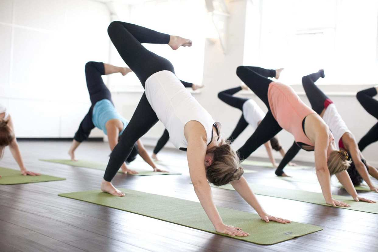 Yoga for all levels in Ealing and Harrow